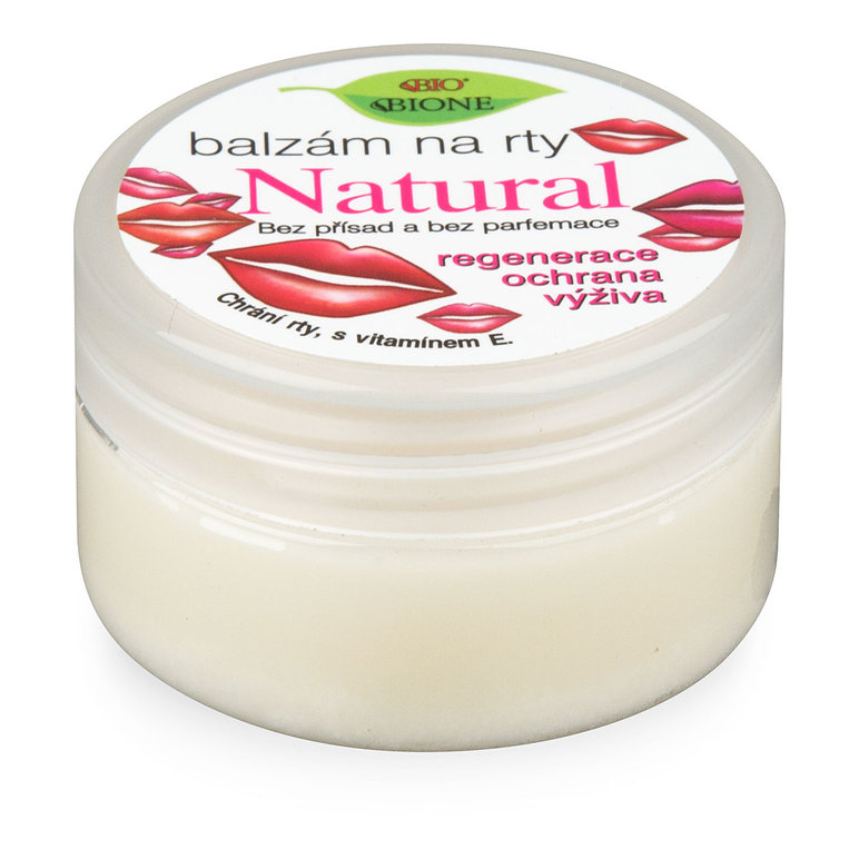 BC BIO Balzam na pery NATURAL 25 ml