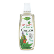 BC BIO Dentamint Ústna voda Cannabis 500ml