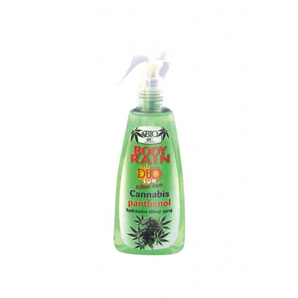 BC BIO DUO SUN Cannabis Spray po opalovaní BODY RAIN 260ml
