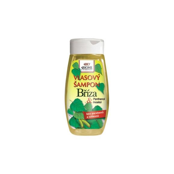BC BIO Vlasový šampón Breza 260ml